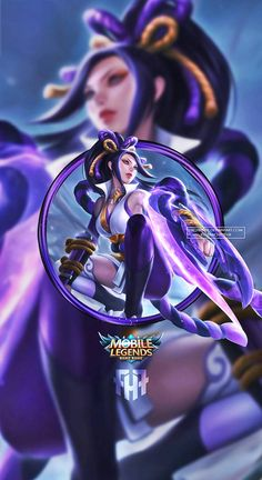 Wallpaper Phone Hanabi Resplendent Iris By FachriFHR Mobile Legend Wallpaper Wa, Mobile Legend Wallpaper, Iphone Wallpaper, Galaxy Wallpaper, Clash Of Clans, Deviantart, Android Mobile Games, Hero Logo, League Of Legends Characters