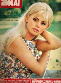 Britt Ekland Magazine Cover Photos - List of magazine covers ...