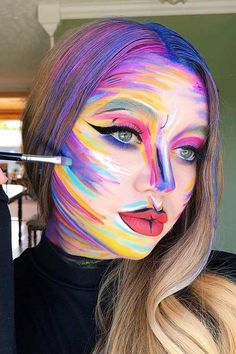 63 Cute Makeup Ideas for Halloween 2020 | Page 5 of 6 | StayGlam