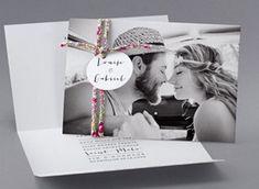 Faire-part de mariage M39-003