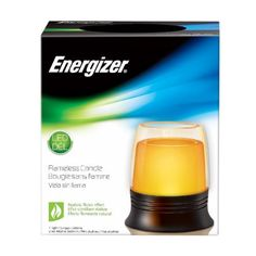 Energizer Household Lighting HRG4CN31E LED Flameless 4Inch Candle with Holder ** For more information, visit image link.