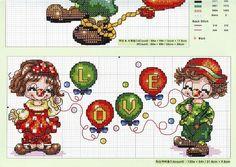 GRAFICOS SODA COREA ,,, SUPER LINDOS (pág. 13) | Aprender manualidades es facilisimo.com