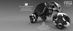 Mercedes-Benz Unimog Concept by Vianney BRECHEISEN, via Behance