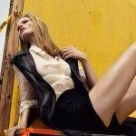 Katrin Thormann for Bon F/W 2011 by Benny Horne