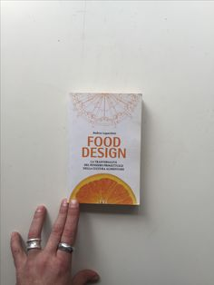 FOOD DESIGN design by BCP, published by Listlab #coverinspiration #bcpbcn