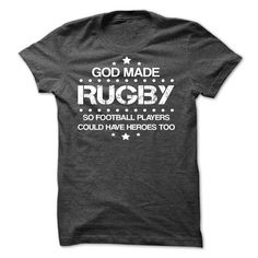 GOD MADE RUGBY