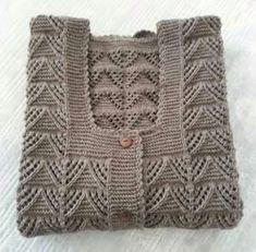 Baby Cardigan, Knit Cardigan, Filet Crochet, Ribbon Embroidery, Hue, Hand Knitting, Knitting Patterns, Diy And Crafts, Wool