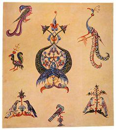 Armenian manuscript illuminations