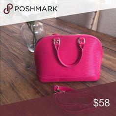 Pink bag Cute pink bag Bags