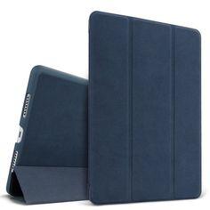 blue IPad pro case 9.7 inch Apple pro flat shell