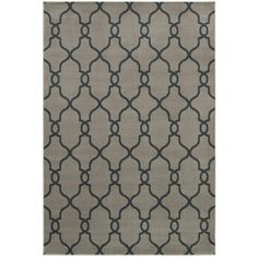 This area rug represents beauty in the simplest form, featuring elegant transitional patterns combined with soft tones to create a rug that can complement just about any environment.