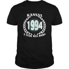 Born Kansas 1994 Year Shirts A star was born Guys tee ladies tee Hoodie youth Sweat Vneck Tshirts for Girl and Men and Family #1994 #tshirts #birthday #gift #ideas #Popular #Everything #Videos #Shop #Animals #pets #Architecture #Art #Cars #motorcycles #Celebrities #DIY #crafts #Design #Education #Entertainment #Food #drink #Gardening #Geek #Hair #beauty #Health #fitness #History #Holidays #events #Home decor #Humor #Illustrations #posters #Kids #parenting #Men #Outdoors #Photography…