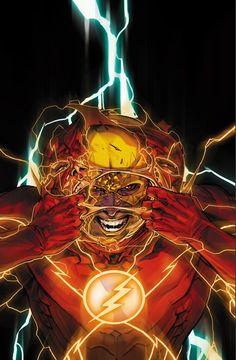 Reverse Flash by Carmine Di Giandomenico