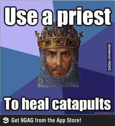 Age of Empires logic