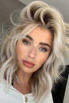 20 Blonde Hair Blue Eyes Girl Styles