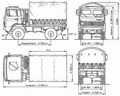 Truck Camper, Camper Van, Rc Crawler, Armored Fighting Vehicle, 4x4 Trucks, Planer, Jeep, Tobias, Army