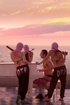 Babies with guns - Spring Breakers oh