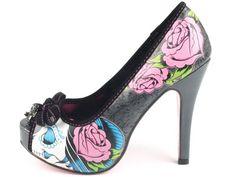 Tattoo heels
