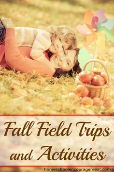 Fall Field Trip Ideas for your Homeschool with Learning Activities