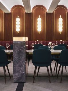 M&G Café and Bar | The Star | Designed by Luchetti Krelle