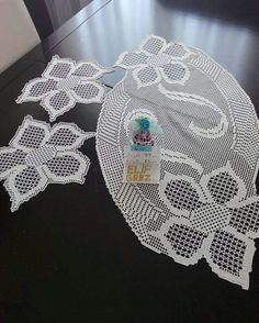 Crochet Doily Patterns, Thread Crochet, Love Crochet, Beautiful Crochet, Crochet Doilies, Crochet Lace, Fillet Crochet, Crochet Magazine, Crochet Tablecloth