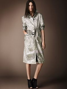 Burberry Prorsum Pre-Fall 2014 - Runway Photos - Fashion Week - Runway, Fashion Shows and Collections - Vogue