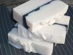 BLACK TIE  Soap-Men Soap-Masculine-Cold Process Soap.via Etsy. By JoansGardens