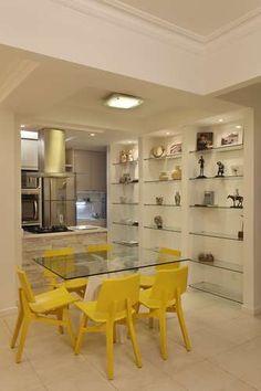 Mesa de jantar em salas pequenas: veja ambientes e produtos - Terra Brasil