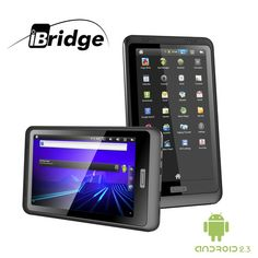 IBridge Tablet Bundle    Please use my personal invitation to access the savings and get a $10 gift card.  Thank you!  http://nomorerack.com?cr=4896043        $69.00 Our Price