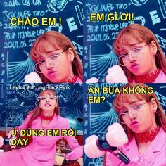 Blackpink Funny, Kpop, Album, Memes, Lisa, Movie Posters, Meme, Film Poster, Billboard