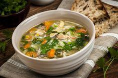 Wellness soup recipe