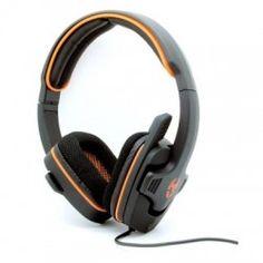 Nox Auricular Gaming Krush Headset, Headphones, Electronics, Gaming, Ear Phones, Videogames, Helmet, Games, Game