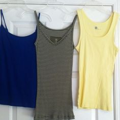 Gap small tank tops can be sold individually Gap small tank tops GAP Tops Tank Tops