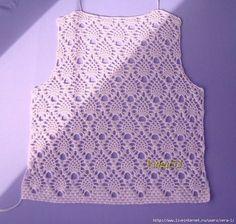 Luty Artes Crochet: blusa de crochê com gráficos # Crochet Graphic Design # H . - Luty Artes Crochet: blusa de crochê com gráficos graphic design# Häkelgrafikengrafico - Crochet Bra, Crochet Cardigan, Crochet Shawl, Crochet Clothes, Crochet Stitches, Free Crochet, Crochet Patterns, How To Start Knitting, Crochet For Beginners