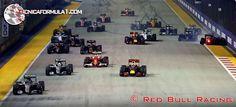 Los tres momentos más absurdos del Gran Premio de Singapur  #F1 #SingaporeGP
