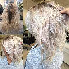 """1,260 Likes, 4 Comments - Hottes Hair Design (@jamiehottes_hair) on Instagram: """"Refresh ✨ full head Babylights using @lorealpro then toning with @lakmecolour roots 6+1.9% ends…"""""""