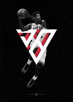 Jimmy Butler Identity Concept