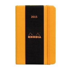 Rhodia Planner Pocket Quo Vadis Planners | calendar | Pinterest ...