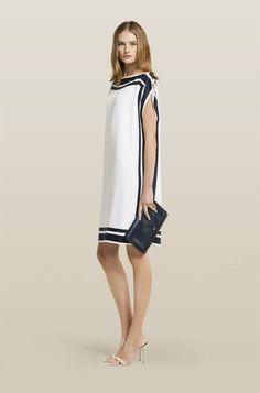 Rebajas Carolina Herrera de verano 2015 | Propuestas vestido navy