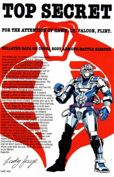 SimpleViewer Gallery Book Tv, Comic Book, Joe Movie, Gi Joe Characters, Cobra Commander, Storm Shadow, 80s Stuff, Gi Joe Cobra, Bad To The Bone