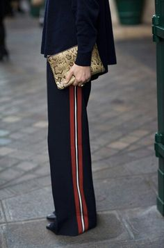 tuxedo pants?