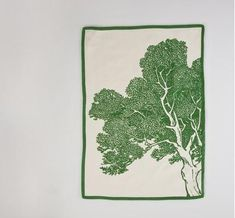 Tree (tea) towel!
