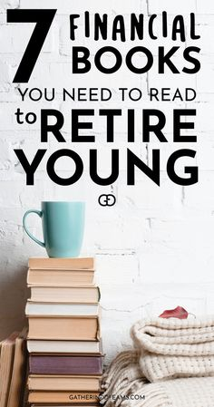 7 Inspiring Financial Freedom Books (That Will Change Your Life) : The best inspirational books to read to reach financial freedom and retire young! Learn how to make money work for you with passive income. These books will blow your mind! Financial Peace, Financial Tips, Financial Planning, Investing Money, Saving Money, Saving Tips, Saving Ideas, Happy Playlist, Inspirational Books To Read