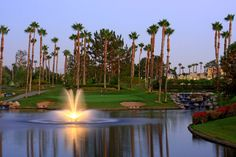 Tustin Ranch Golf Club. The best public golf course in Orange County, California