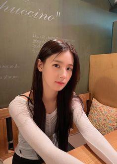 K Pop, Korean Girl Groups, South Korean Girls, For All My Life, Soo Jin, Korean Wave, Cube Entertainment, Soyeon, Aesthetic Photo