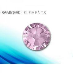 Swarovski LightAmethyst  (50τεμ) (2mm) No Hot Fix Crystals   Strass Swarovski για τα νύχια, διατηρούν τη λάμψη τους ακόμα και αφού περαστεί Top Coat σε μοναδικες τιμες