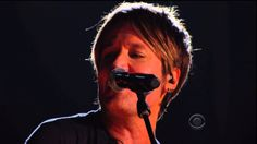 Keith Urban & Gary Clark Junior - 2014 Grammy Awards