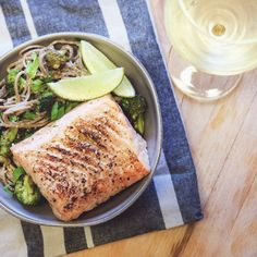 Fast and Easy Sous Vide Salmon Recipe | POPSUGAR Food