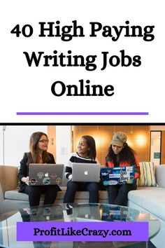 Now you can live the laptop lifestyle and make a full time income or make extra cash by providing written content.  There are thousands of partners that need content for their websites, blogs, books, magazines, marketing materials and many more!  You don&