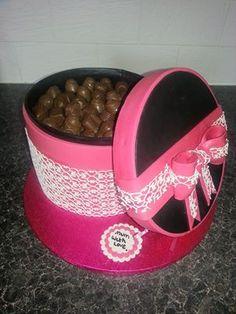 Box of chocs Birthday cake